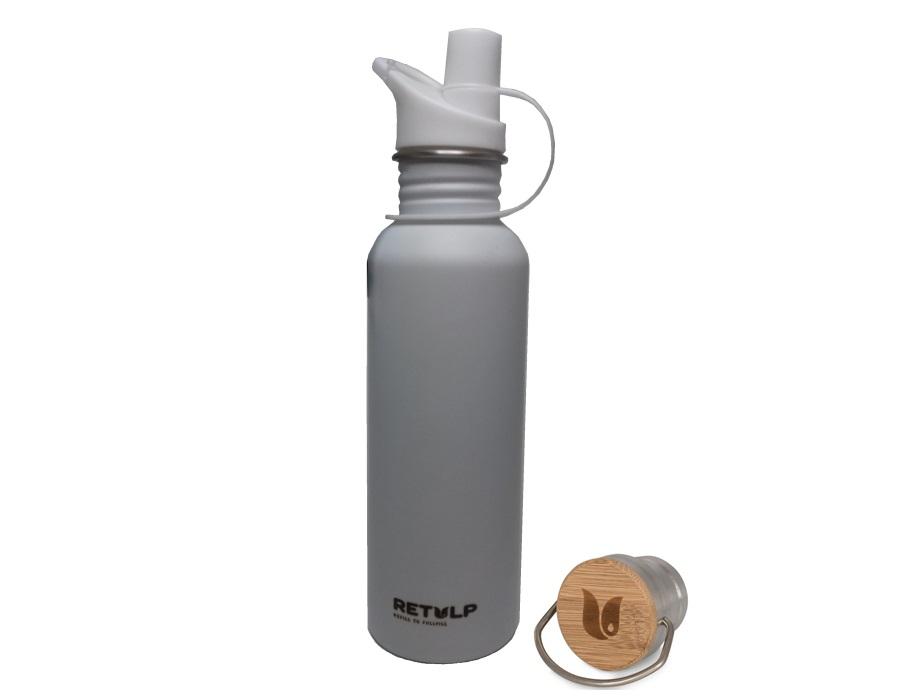 Retulp Urban Bottle sportcap - met reservedop