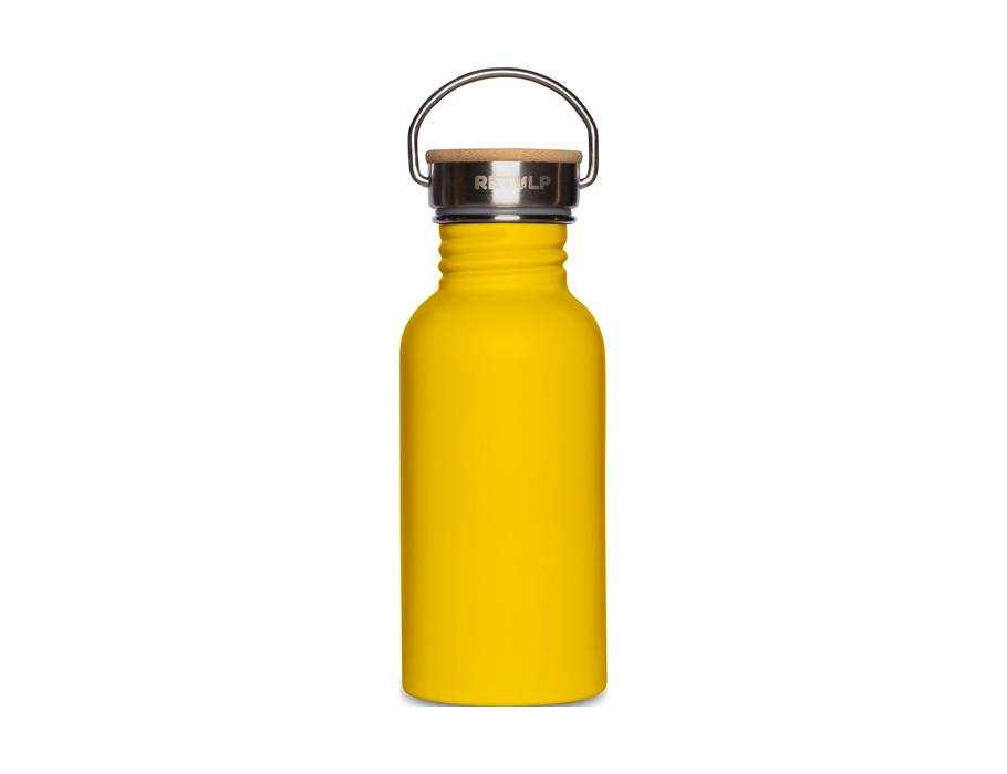 Urban Waterfles - Happy Yellow - 500 ml