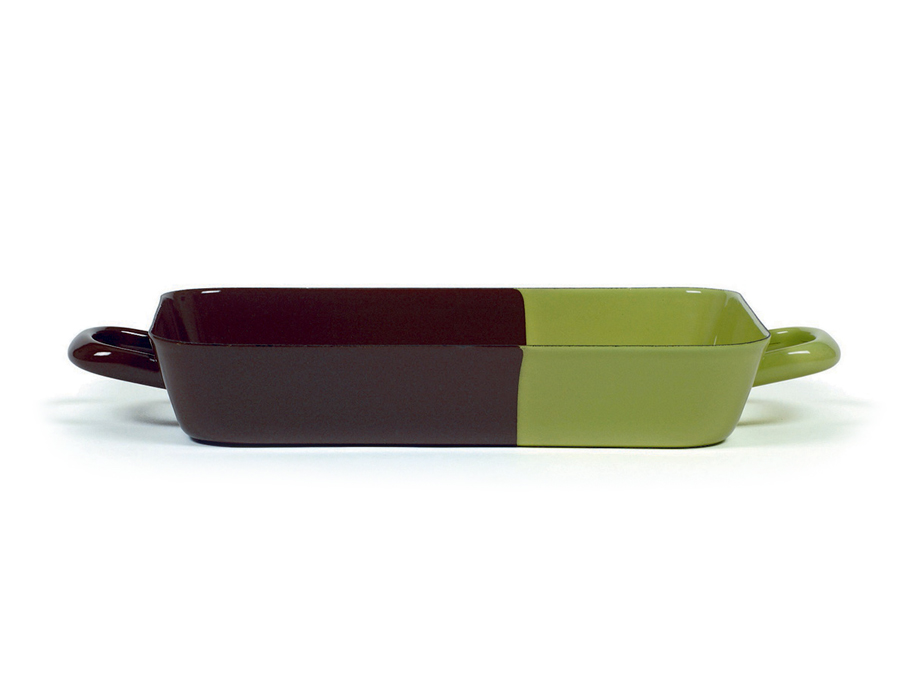 Ovenschaal - 29 x 18 cm - Chocolade Pistache