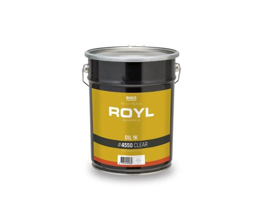 Royl Corcol vloerolie 5L - blank