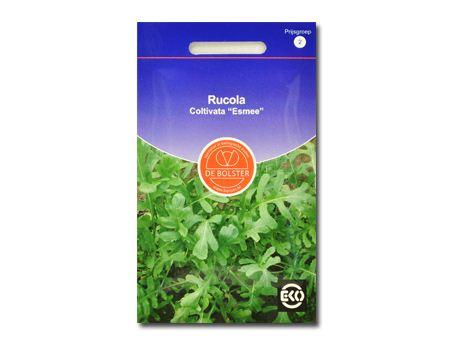Biologische groenten Rucola