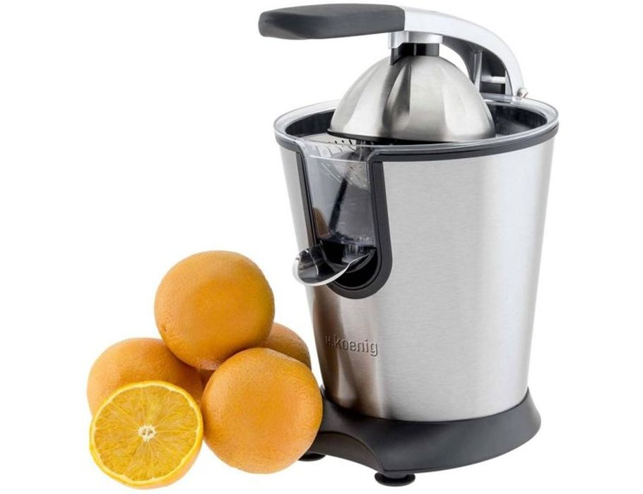 The Juicer citruspers roestvrij staal