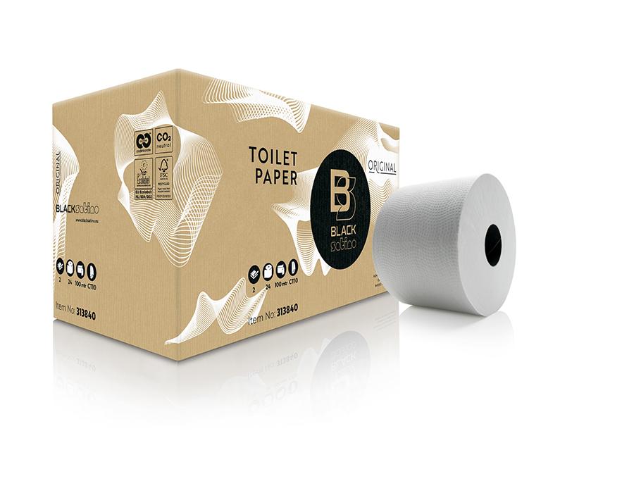 Toiletpapier Nature doos 24 rollen