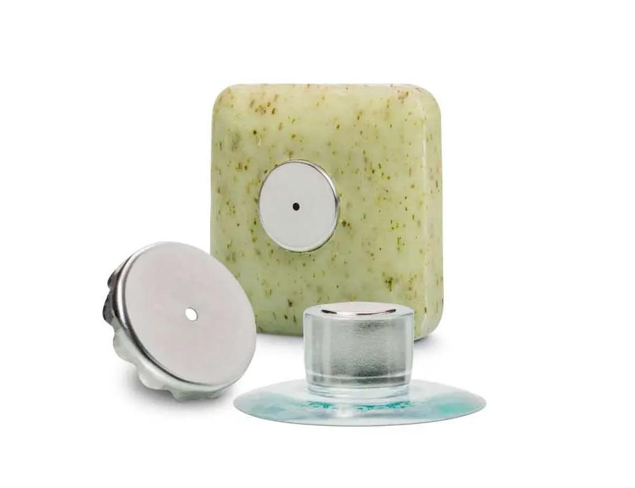 Seifenhalter - Classic - Saugnapf und Magnet