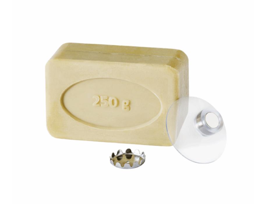 Zeephouder - Jumbo - zuignap en magneet