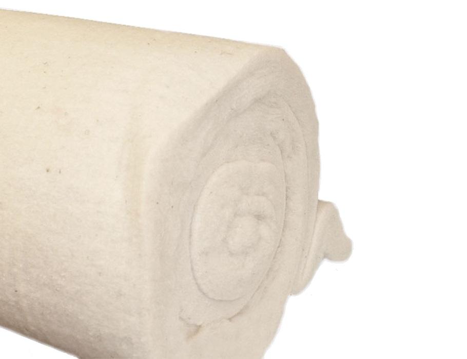 Schapenwol isolatierol - dikte 60 mm