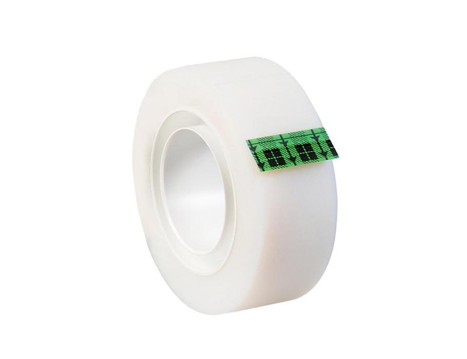 Milieuvriendelijk plakband doorzichtig
