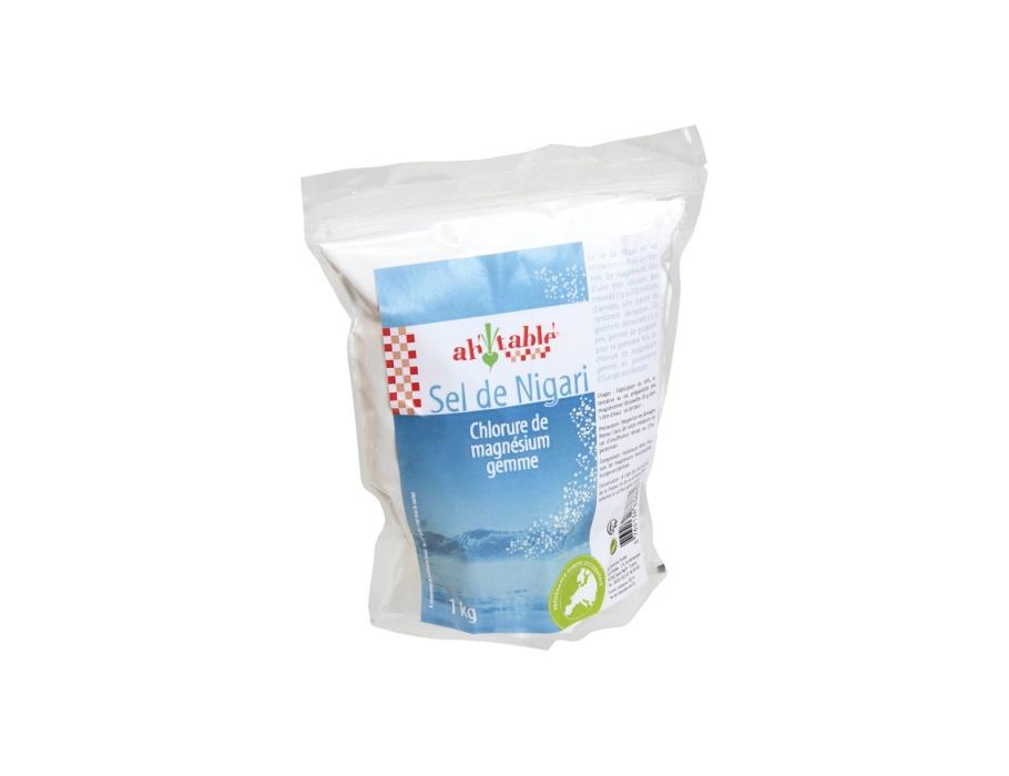 Magnesium chloride / Nigari zout - 1 kg