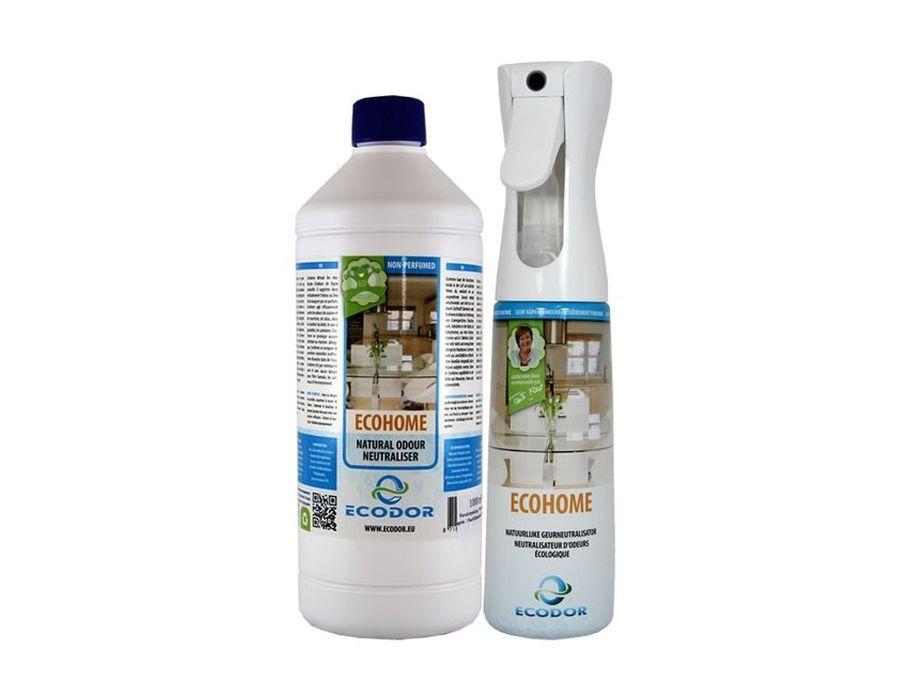 Luchtverfrisser WC - EcoHome spuitbus +navulling