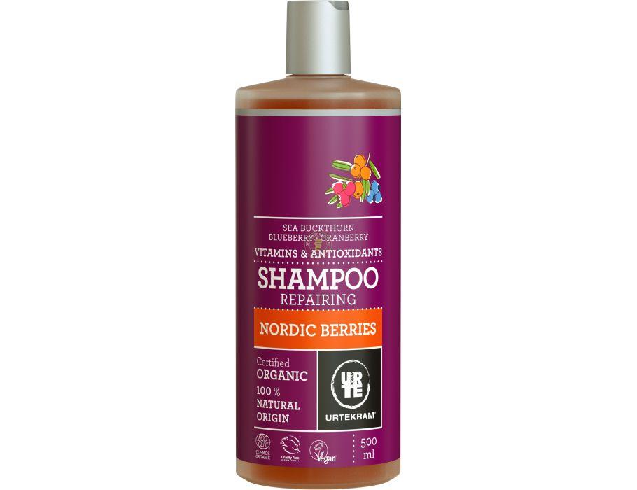 Shampoo - Normaal Haar - Nordic Berries