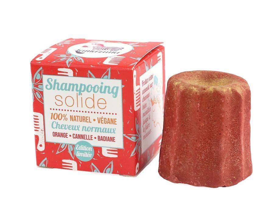 Shampoo blok normaal haar - kaneel, steranijs