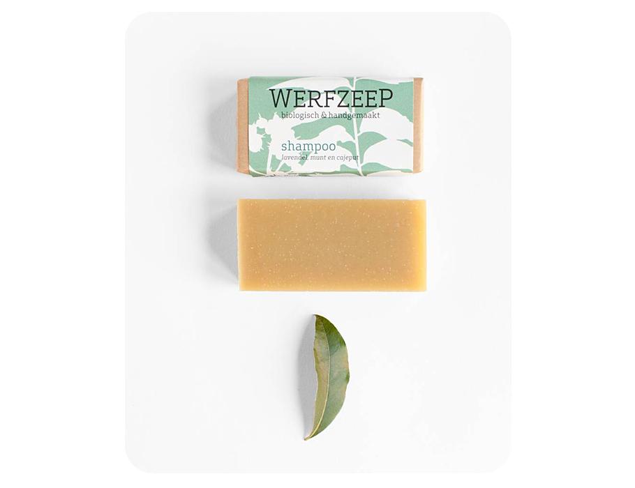 Werfzeep Shampoo (honing) - 100 gr
