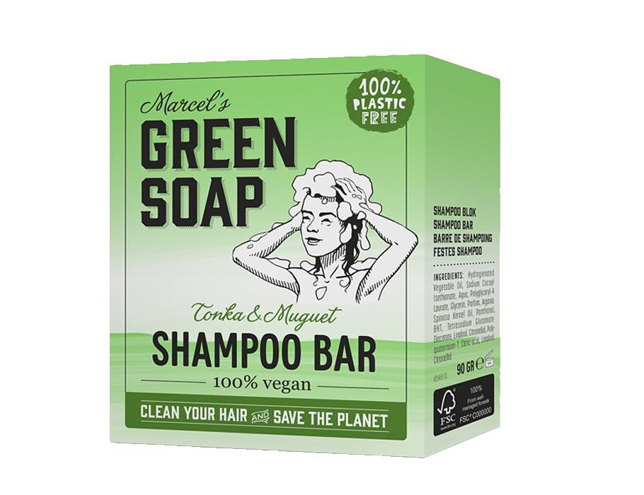 Shampoo bar - Tonka & Muguet - 150g