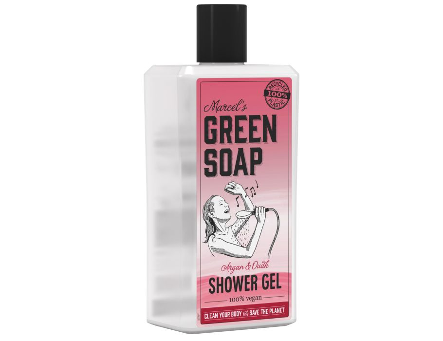 Shower gel - Argan & Oudh - 500ml