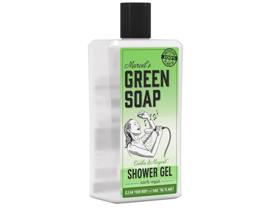 Shower gel - Tonka & Muguet - 500ml