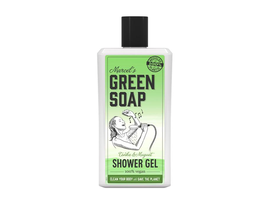 Shower gel - Tonka & Muguet - 500ml