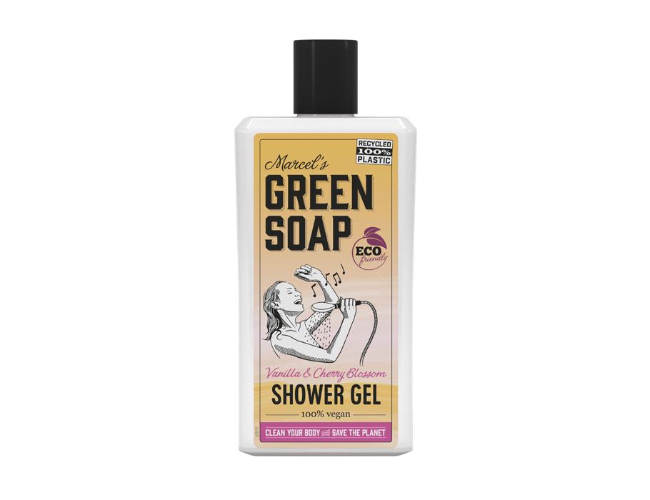 Shower Gel - Vanille & Kersenbloesem - 500ml