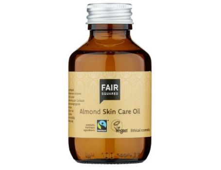 Skin Care Oil Almond