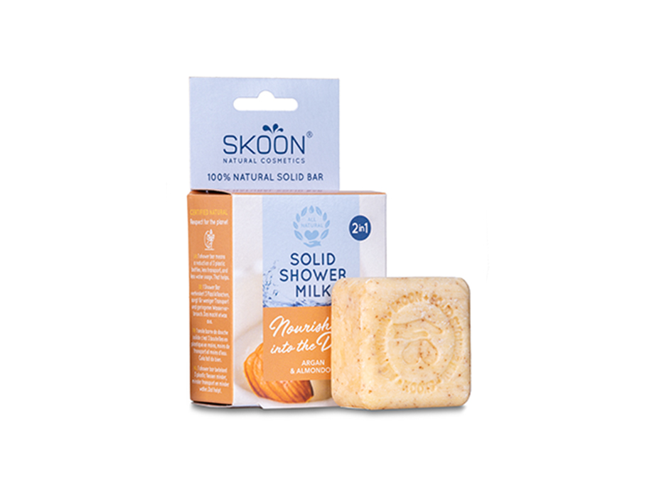 Solid Shower Bar - Nourishing into the Deep - 90 gr