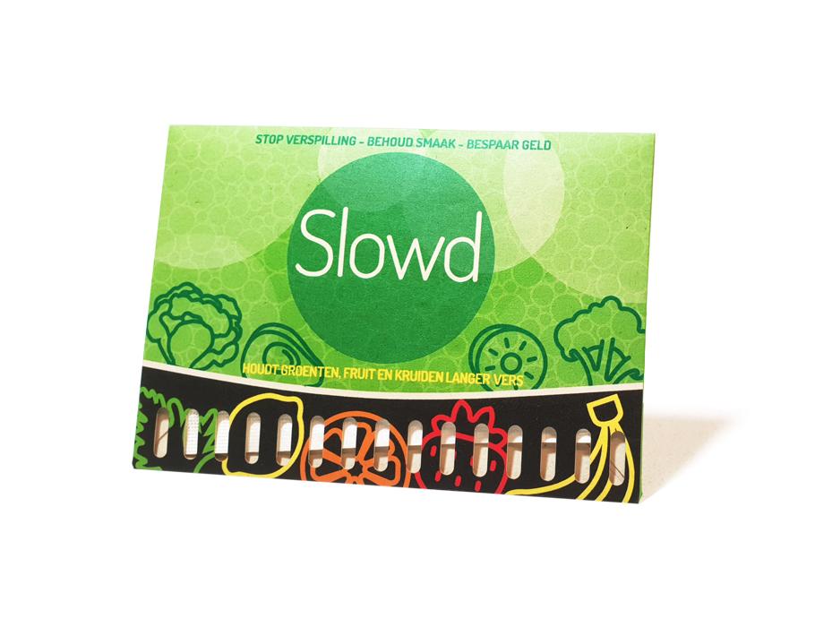 Slowd - houd je eten langer vers