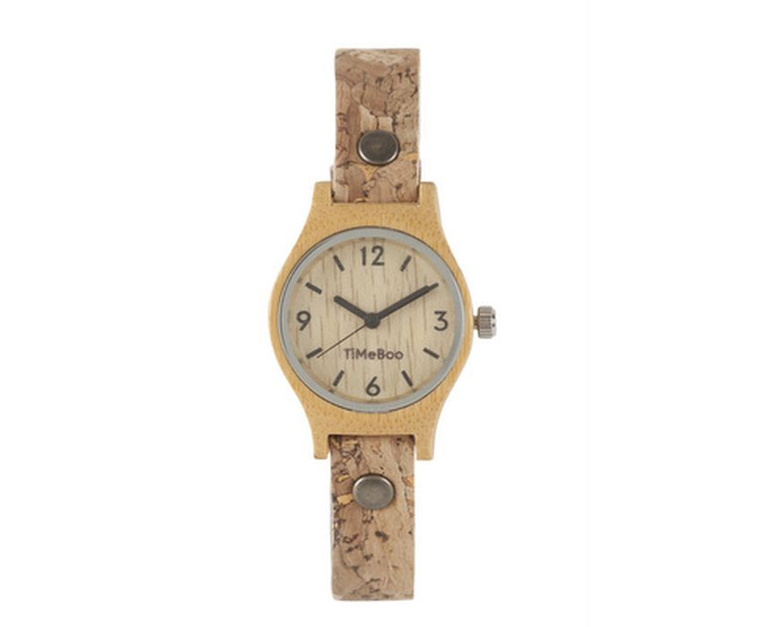 Horloge Vegan Small Single