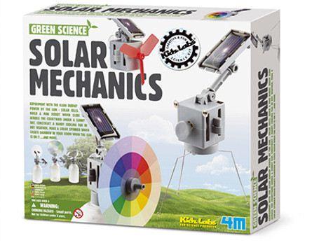 Green Science - Zelf zonne-energie opwekken