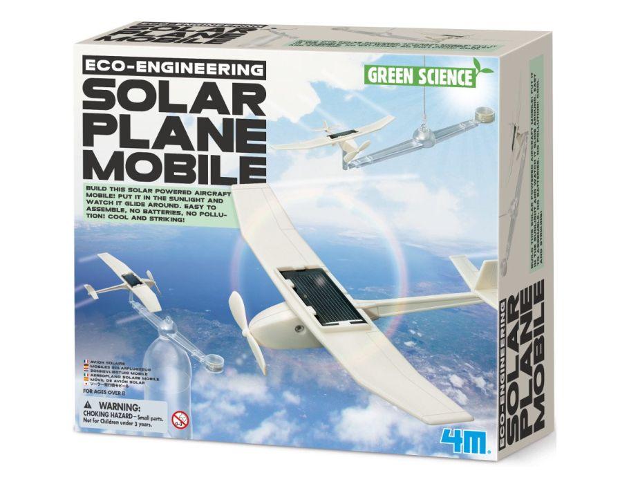 Solar Plane Mobile Experimentierkasten