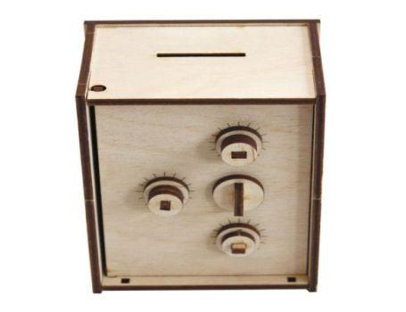 Holz Tresor kit
