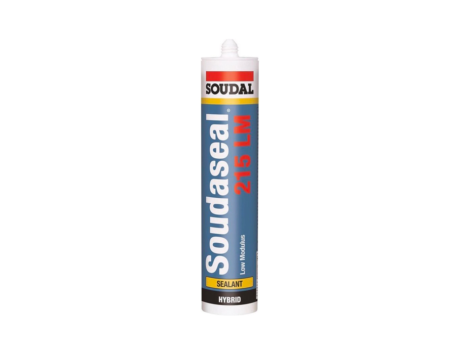 Soudaseal 215LM - Gevelvoegkit - Wit - 290 ml