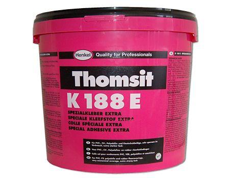 Dispersie PVC lijm - K188E - 13kg