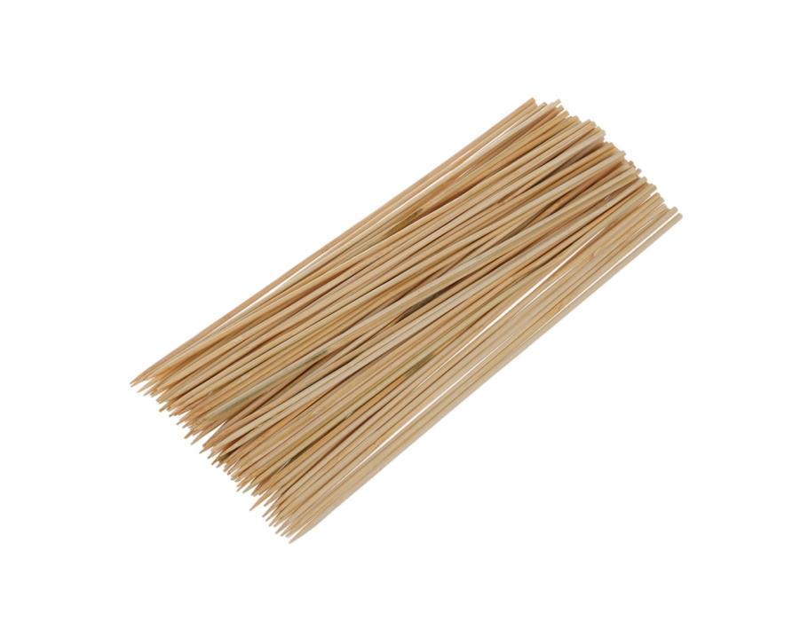Spiezen bamboe - 30cm - 100stk