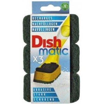 Nachfüll-Schwämme für Dishmatic Spülbürste