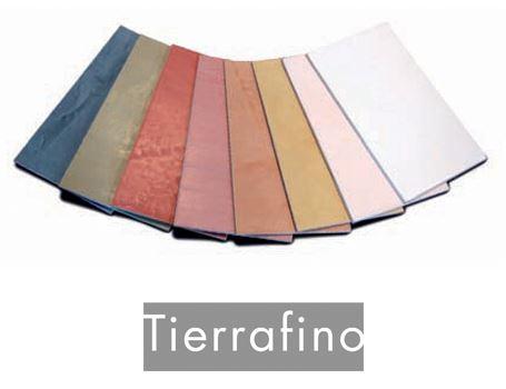 Kleurstalen Tierrafino Listro