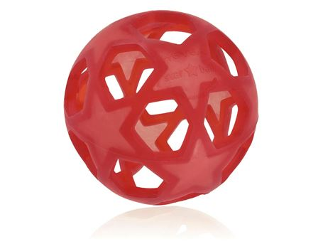 Star Ball Raspberry Red
