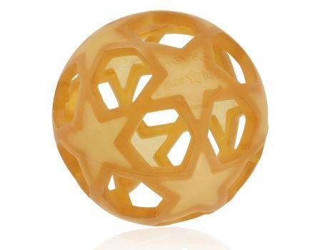 Star Ball - Speelbal natuurrubber baby