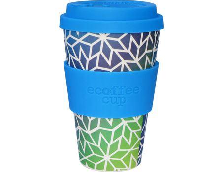 Ecoffee Cup - biologisch afbreekbaar - Stargate