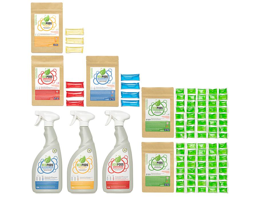 Ecopods HDPE startpakket