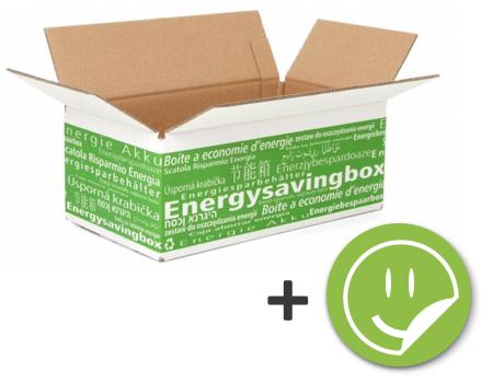 Box personaliseren met een sticker