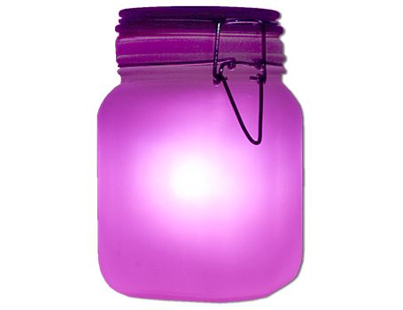 Sun Jar - Pink
