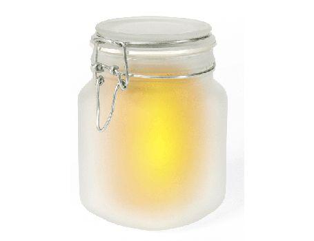 SunJar - romantische lamp op zonne-energie