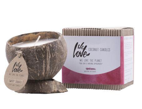 Kokosnoot sojakaarsen Sweet Senses