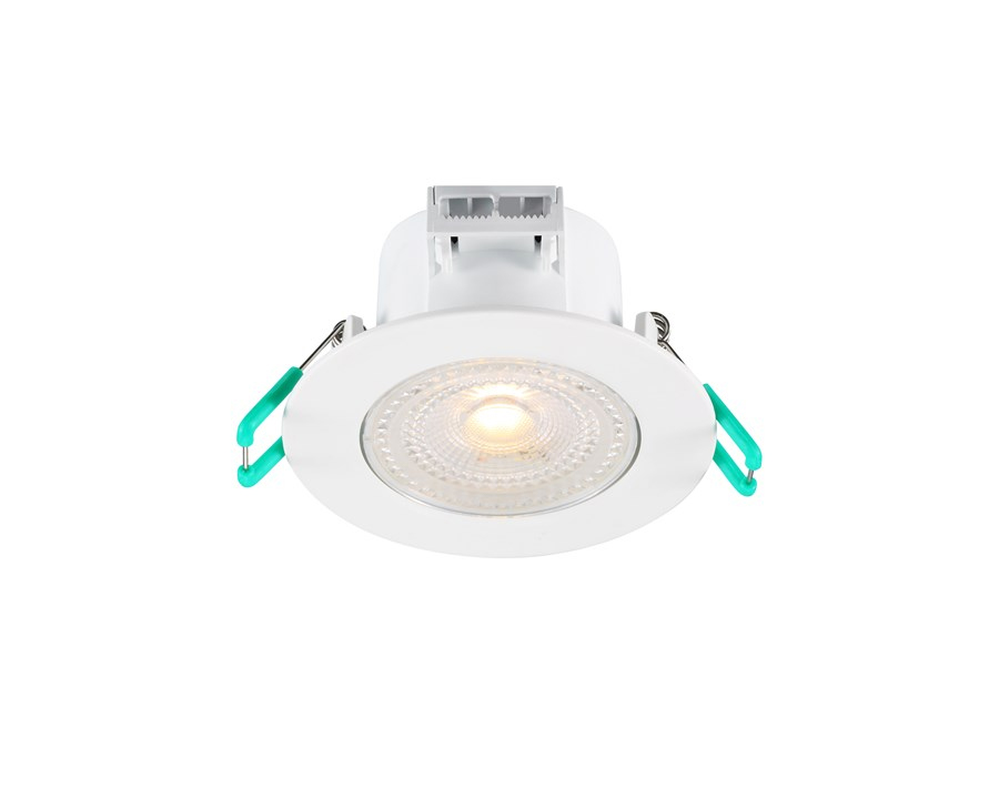 Einbaustrahler LED - 420 lm - dimmbar - IP44