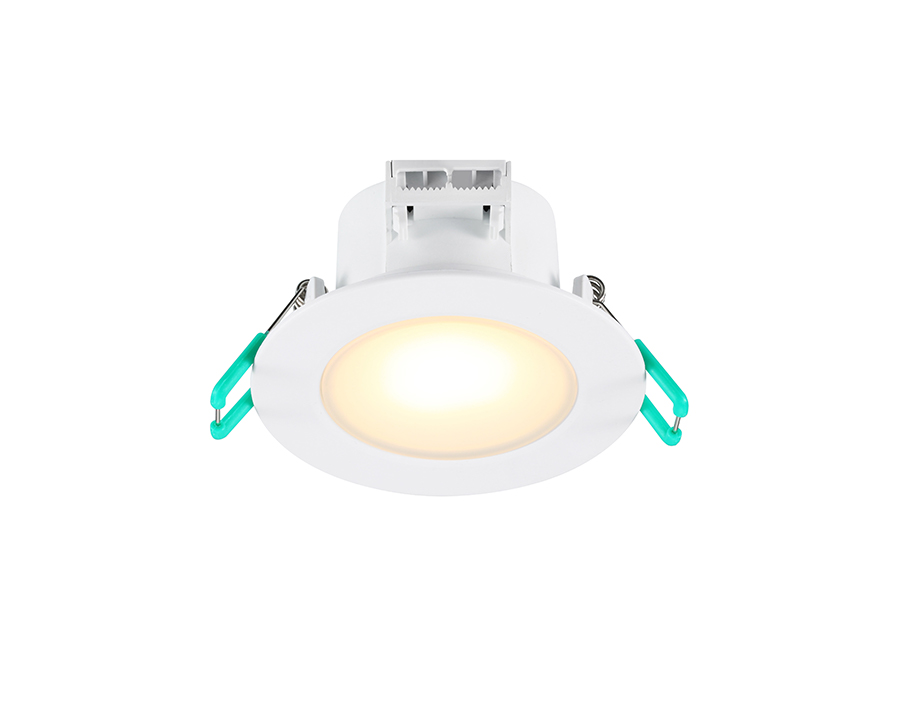Einbaustrahler LED - 540 lm - dimmbar - IP65