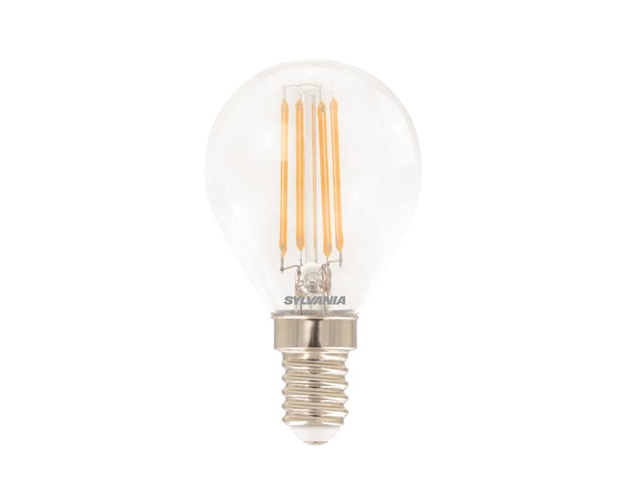 Ledlamp - Kogel - E14 - 470 lm - helder - dimbaar