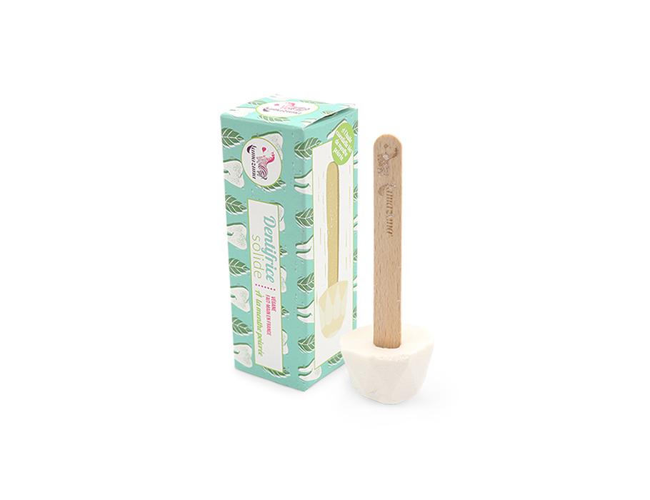 Tandpasta op een stokje - Natural Mint