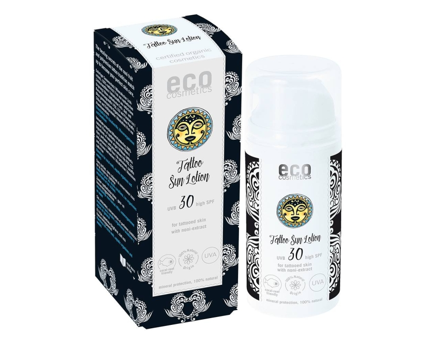 Tattoo Sonnenlotion LSF 30