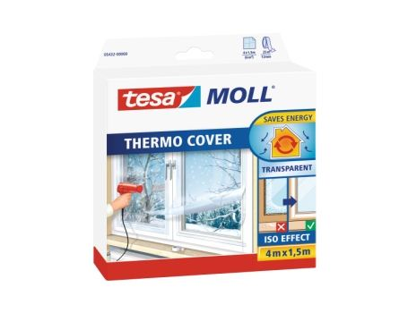 Venster isolatiefolie - Thermo Cover - 4,0 x 1,5