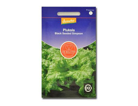 Biologische groenten Pluksla