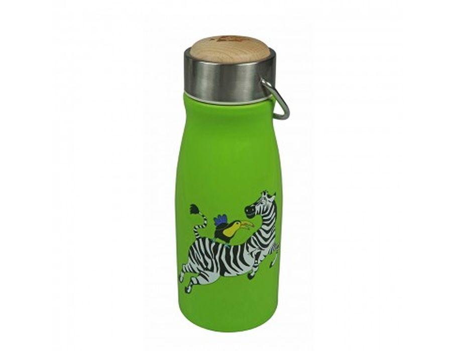 Thermosfles RVS dubbelwandig - Zebra