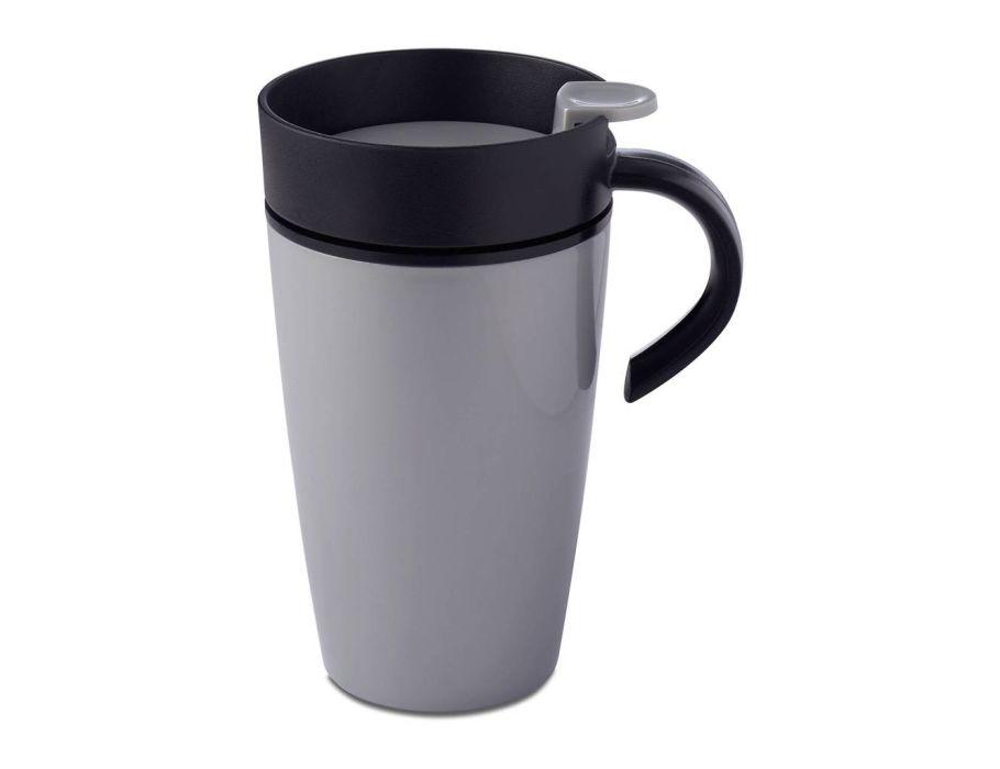 Thermomok Koffiebeker - Zilver
